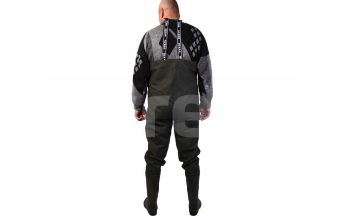 DANUBIO, Cizme-pantaloni din PVC 2