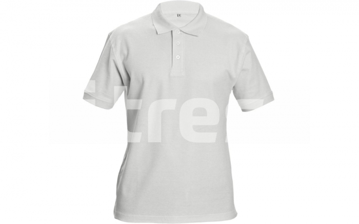 DHANU, Tricou polo din bumbac 6