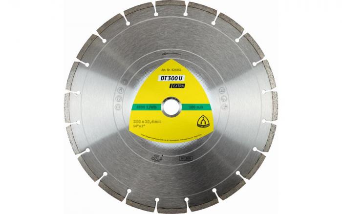 Disc diamantat pt debitare Klingspor DT300U EXTRA 0