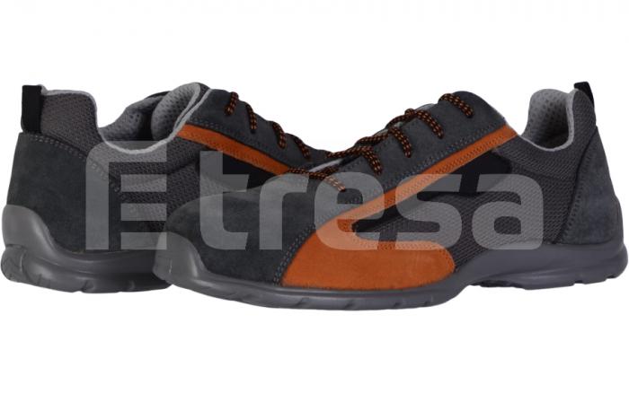 Eagle S1P, Pantofi De Protectie Cu Bombeu Compozit Si Lamela 0