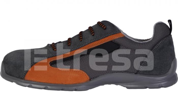 Eagle S1P, Pantofi De Protectie Cu Bombeu Compozit Si Lamela 1