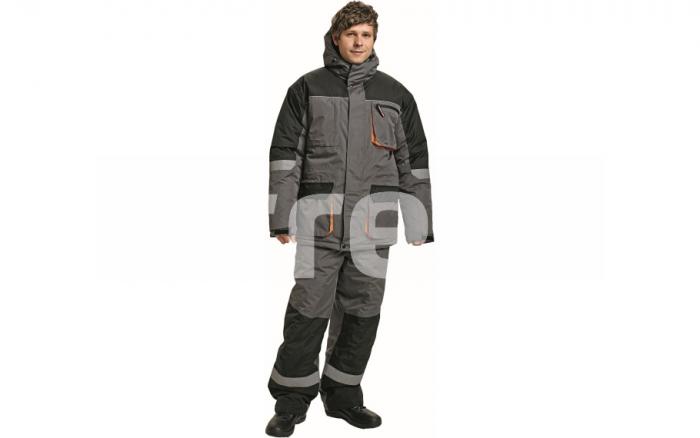 EMERTON,  jacheta de iarna 1