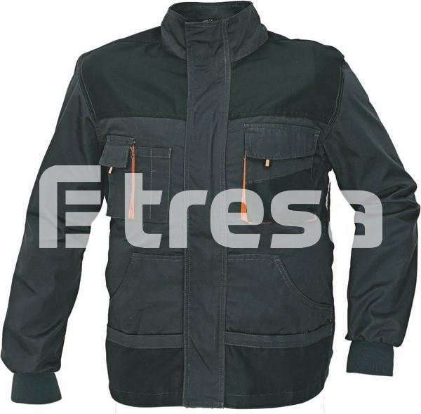 EMERTON, jacheta de lucru din poliester si bumbac [0]