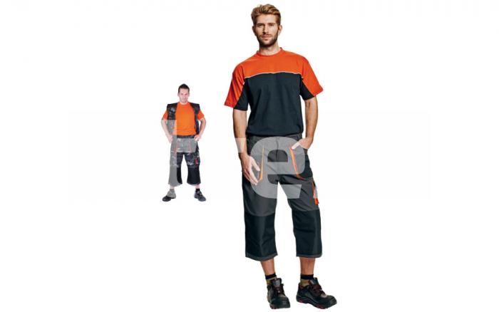 EMERTON, pantaloni de protectie 3/4 0