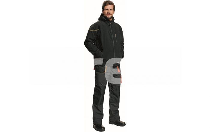 EMERTON SOFTSHELL, jacheta de iarna 0