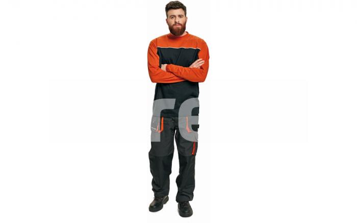 EMERTON, tricou maneca lunga 0
