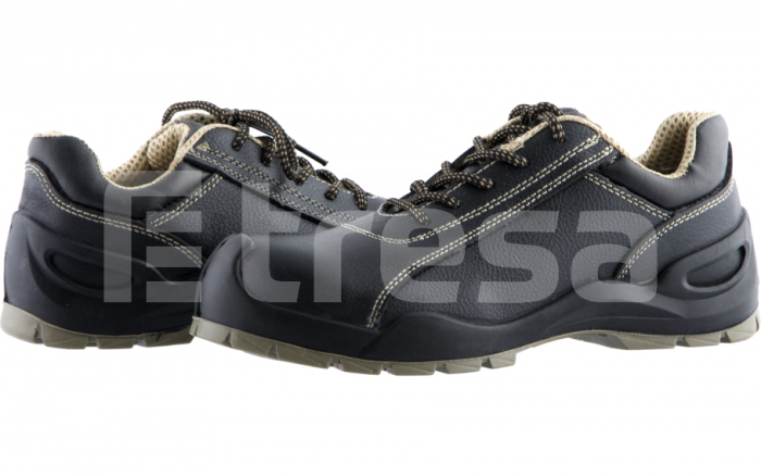 ENFYSS3, Pantofi de protectie cu bombeu, lamela antiperforatie, fete hidrofobizate, talpa SRC [0]