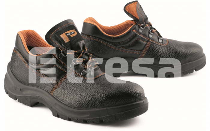 Ergon Beta, pantofi de lucru O1, cu talpa rezistenta la acizi si hidrocarburi [0]