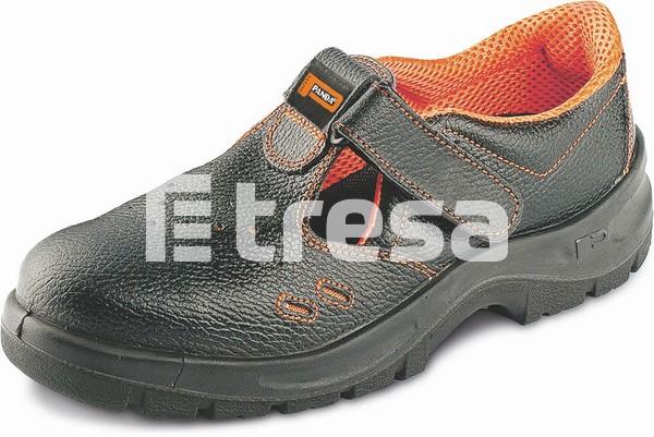 ERGON GAMMA S1, Sandale de protectie cu bombeu, talpa SRC [0]