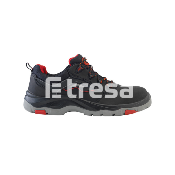 EXPERT S3, Pantofi de protectie cu bombeu, lamela antiperforatie, fete hidrofobizate, talpa SRC [1]