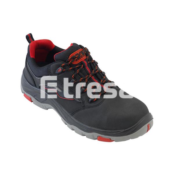 EXPERT S3, Pantofi de protectie cu bombeu, lamela antiperforatie, fete hidrofobizate, talpa SRC [0]