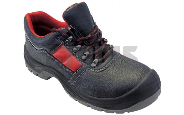 Fridrich S3, pantofi de protectie cu bombeu si lamela, talpa SRC 7