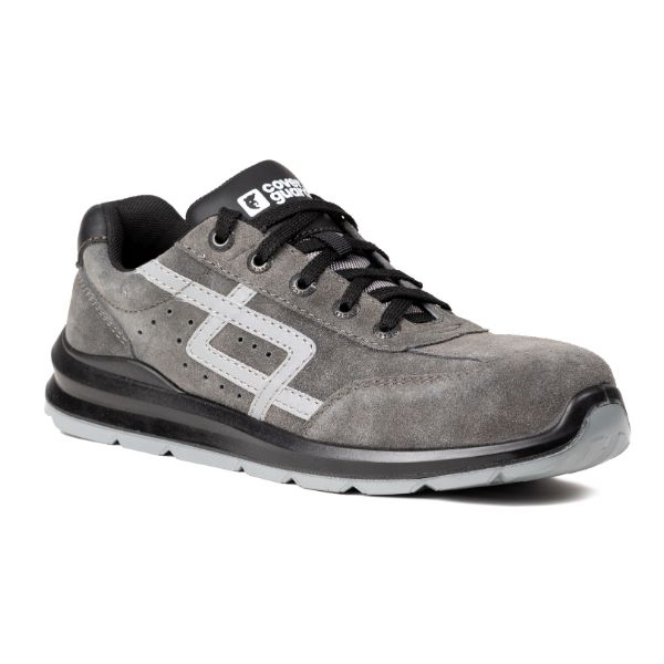 GALENA S1P, Pantofi de protectie cu bombeu, Talpa SRC 4