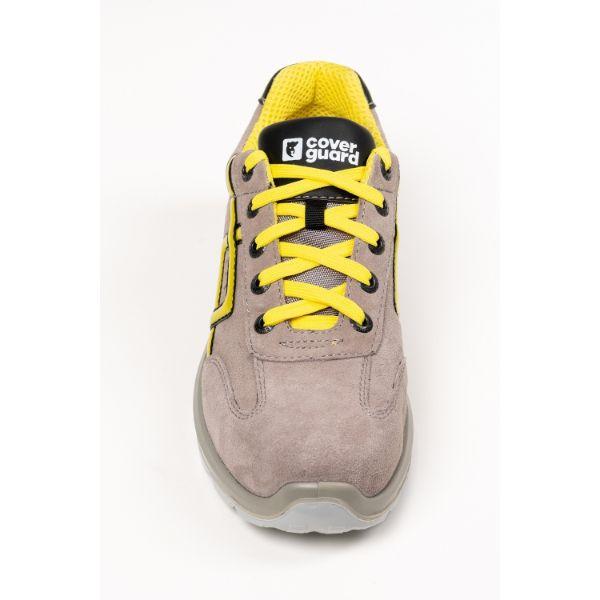 GALENA S1P, Pantofi de protectie cu bombeu, Talpa SRC 1