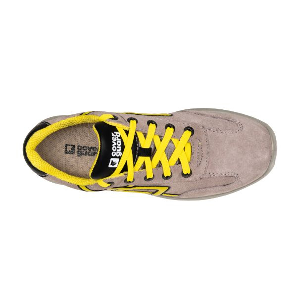 GALENA S1P, Pantofi de protectie cu bombeu, Talpa SRC 2