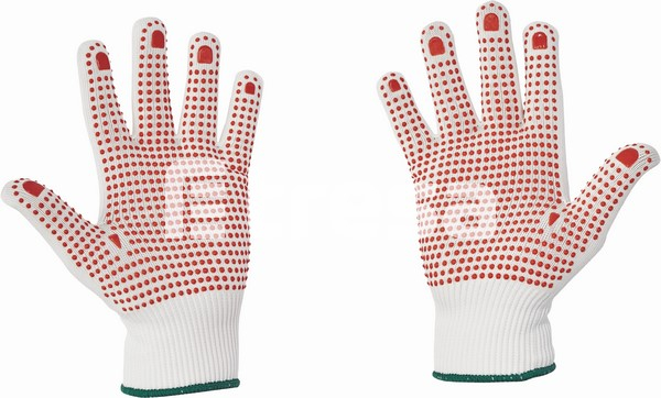 GANNET, Manusi de protectie din nylon, imersate in PVC [1]