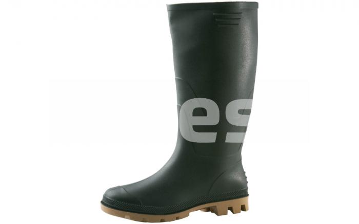 Ginocchio, cizme inalte din PVC 1