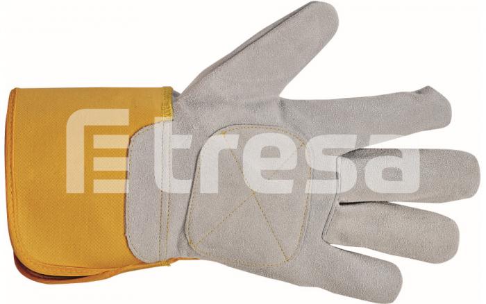 GRYLLE STRONG, manusi de protectie combinate, manseta 10 cm 1