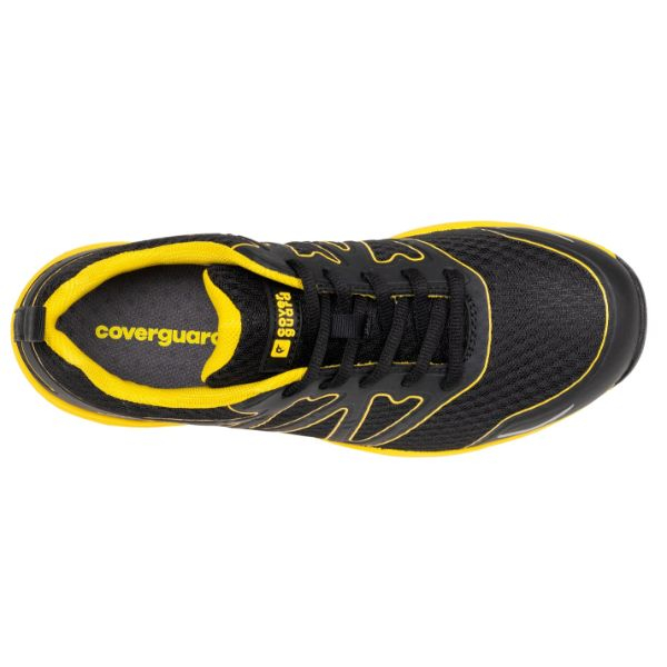 GYPSE, Pantofi de protectie cu bombeu si lamela antiperforatie, Talpa S1P [7]