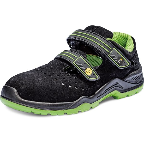 HALWILL S1P, Sandale de protectie cu bombeu si lamela antiperforatie, talpa SRC 0