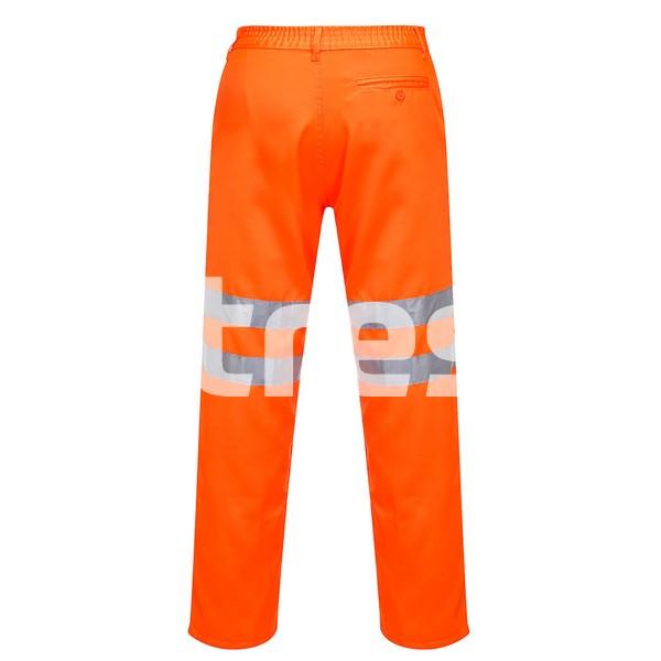 HI-VIS POLI-BUMBAC RIS, Pantaloni din poliester si bumbac 1