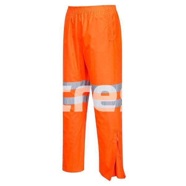 HI-VIS TRAFFIC, Pantaloni din Fibra Oxford 300D si Poliester 0