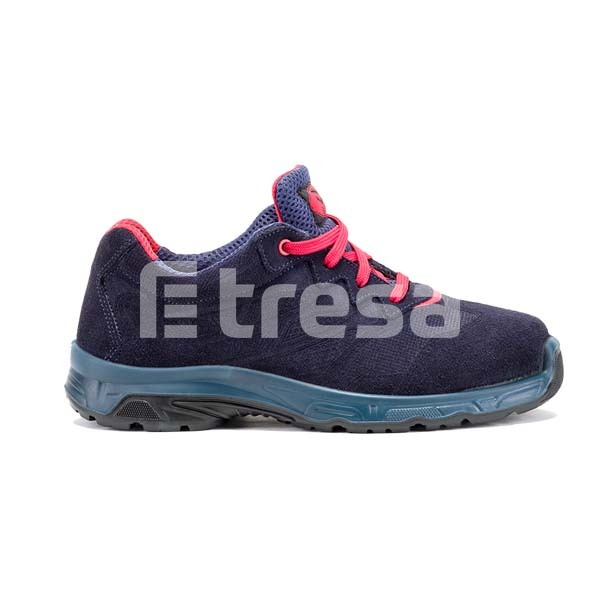 HOCKENHEIM O2, Pantofi de lucru cu fete hidrofobizate, talpa SRC 0