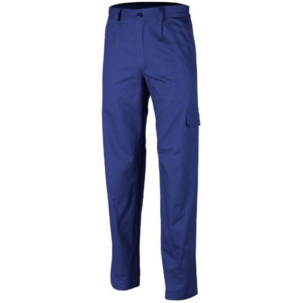 INDUSTRY, Pantalon de lucru standard din poliester si bumbac 0