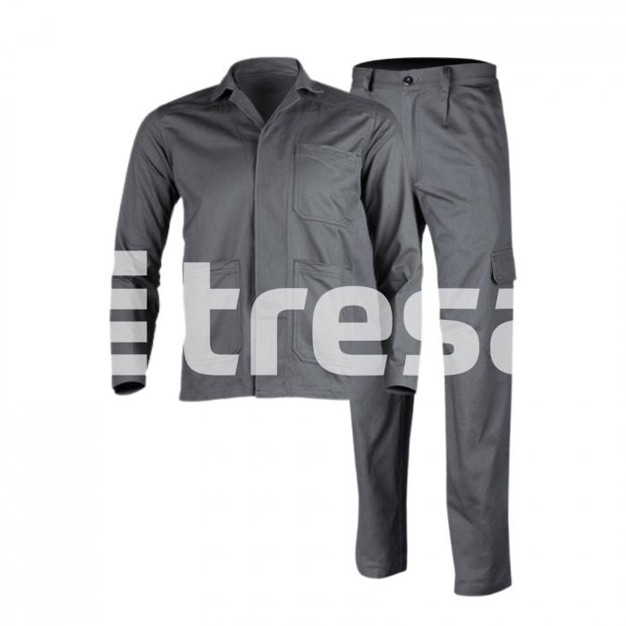 INDUSTRY PS, Costum din jacheta + pantaloni standard din poliester si bumbac [1]