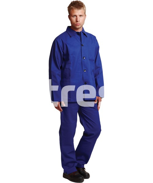JOEL BE-01-001, Costum salopeta standard din bumbac 3