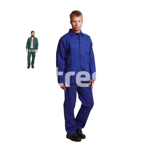 JOEL BE-01-001, Costum salopeta standard din bumbac 0