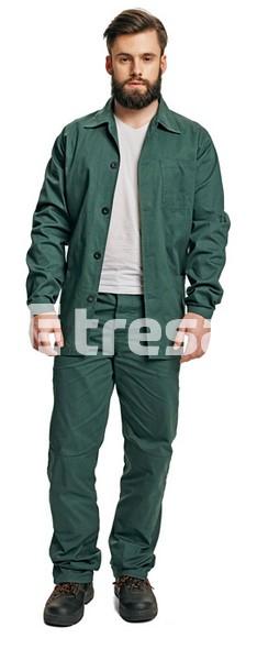 JOEL BE-01-001, Costum salopeta standard din bumbac 4