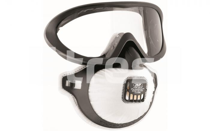 JSP FILTERSPEC PRO, semimasca cu ochelari de protectie 0