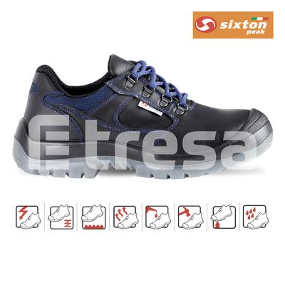 KENTUCKY S3, Pantofi de protectie cu bombeu, lamela antiperforatie, fete hidrofobizate, talpa SRC 0