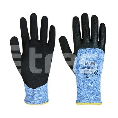 KRYNIT 582, manusi de protectie din fibre sintetice/nitril 0