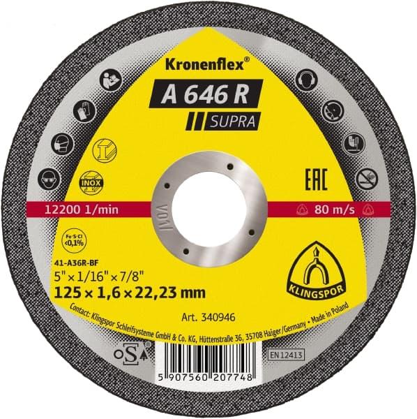 Disc debitare A 646 R Supra [0]