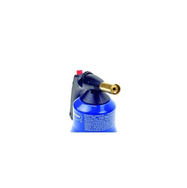 Lampa de lipit piezo, corp metalic - 0,190 kg [1]