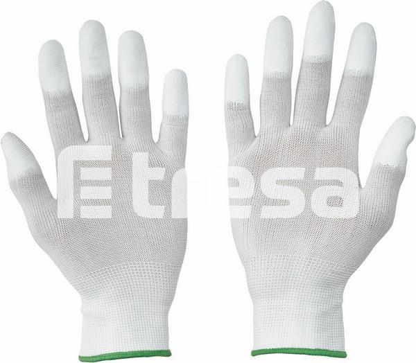 LARK, Manusi de protectie din nylon, imersate in poliuretan [3]