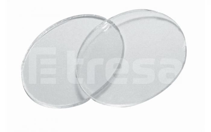 Lentile rotunde incolore pentru ochelari de sudura Artilux 0