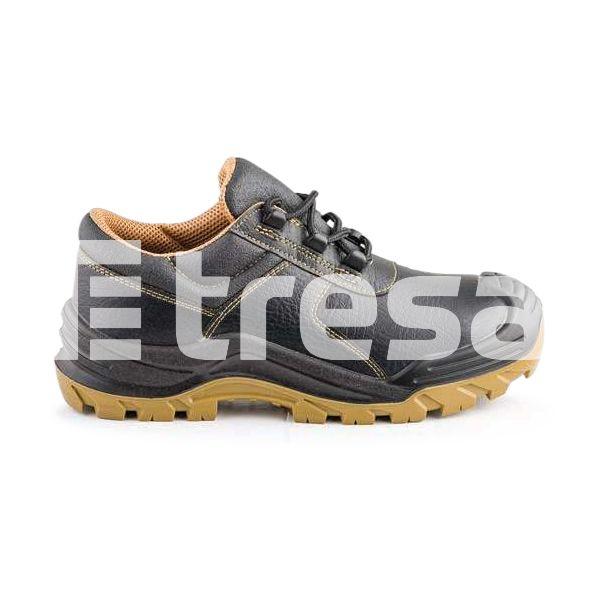 LOADER S3, Pantof de protectie cu bombeu, lamela antiperforatie, fete hidrofobizate, talpa SRC 0
