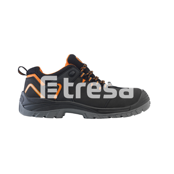 MASTER S3, Pantofi de protectie cu bombeu, lamela antiperforatie, fete hidrofobizate, talpa SRC [2]