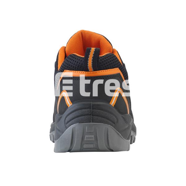 MASTER S3, Pantofi de protectie cu bombeu, lamela antiperforatie, fete hidrofobizate, talpa SRC [3]
