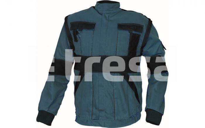 MAX CLASSIC, Jacheta de lucru 2 in 1 din bumbac, Marimi 44 - 62L 2