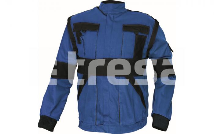 MAX CLASSIC, Jacheta de lucru 2 in 1 din bumbac, Marimi 44 - 62L 3