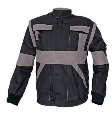 MAX CLASSIC, Jacheta de lucru 2 in 1 din bumbac, Marimi 44 - 62L 10