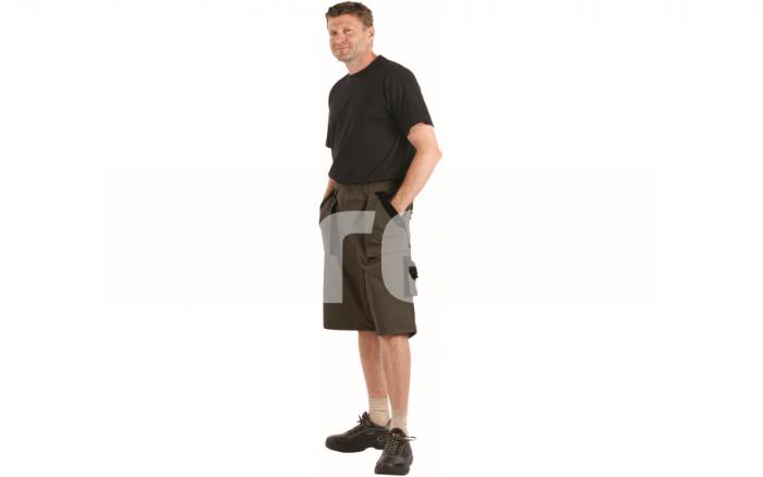 MAX, Pantaloni scurti de lucru din bumbac 2