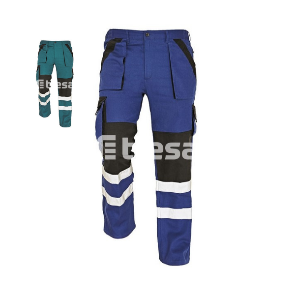 MAX REFLEX, Pantaloni de lucru din bumbac 0