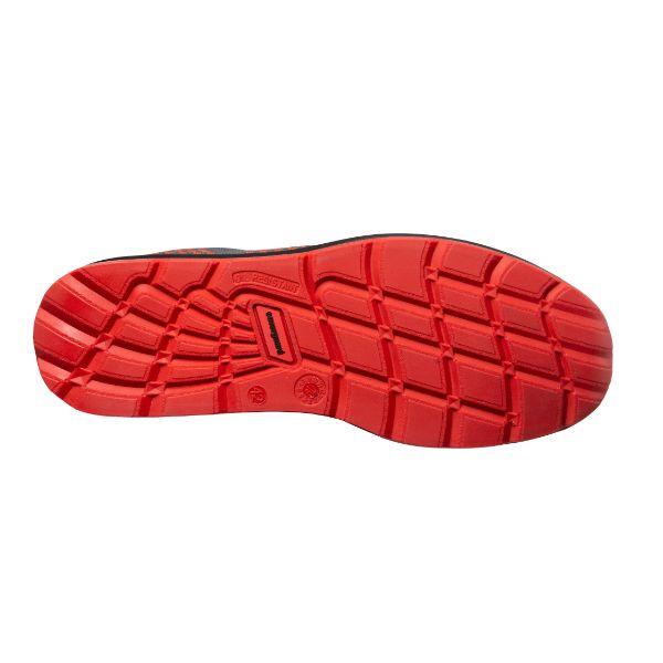 MILERITE S1P, Pantofi de protectie cu bombeu si lamela antiperforatie, Talpa SRC 5