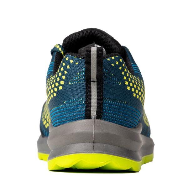 MILERITE S1P, Pantofi de protectie cu bombeu si lamela antiperforatie, Talpa SRC 8