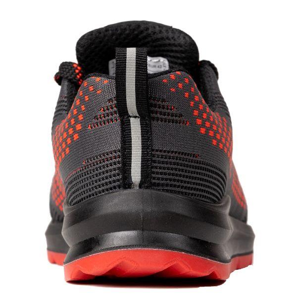 MILERITE S1P, Pantofi de protectie cu bombeu si lamela antiperforatie, Talpa SRC 4